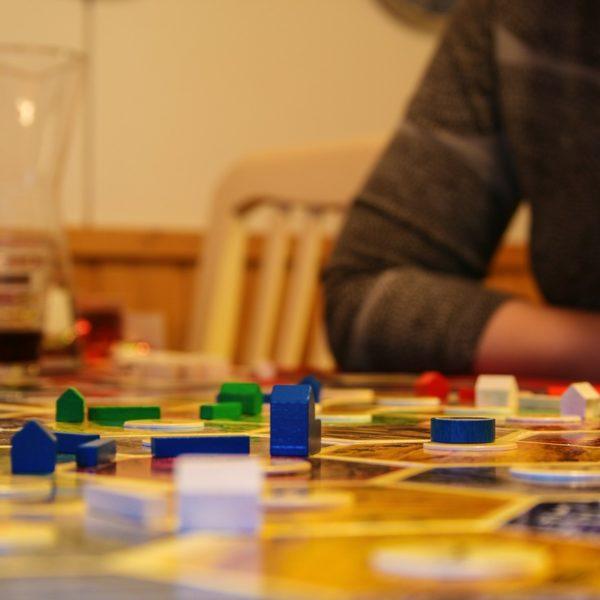 Spanische Spiele zur Verfestigung der Sprache